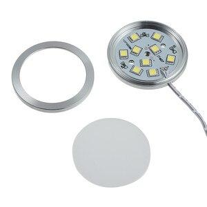 Image 5 - Proster 4 個 12 用 5050 SMD 9 LED 天井ドームライトランプ電球 LED 凹型ダウンライトキャラバンバンインテリア屋根キャンピングカー