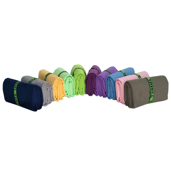 Zipsoft Toalla de microfibra rápida con vendaje secado viajes deportes natación gimnasio Yoga adultos manta Spa Bady Wraps baño Navidad