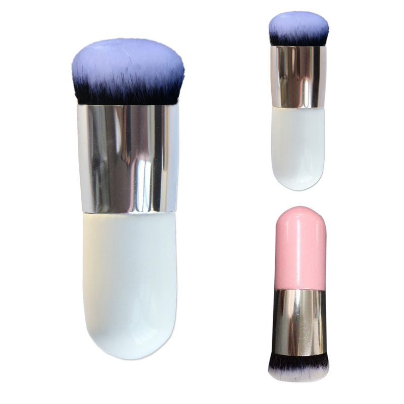 Professional Makeup Brush Explosion Models Chubby Pier Foundation Brush Flat The Portable BB Cream Makeup Brushes HJL2017