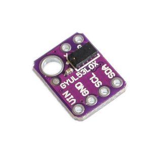 Image 2 - GY 530 VL53L0X Tempo più piccolo Del Mondo o f di Volo (ToF) laser che vanno sensore