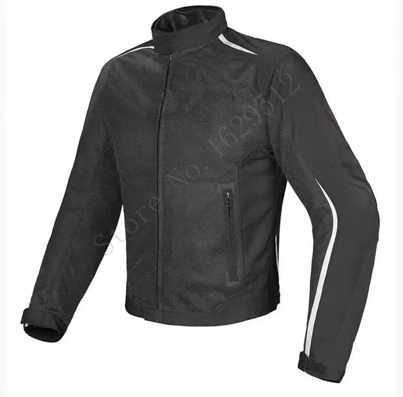 Summer Mesh Breathable Motorcycle Sport Riding Jacket Men's Dain HYDRA FLUX D-DRY Super Speed Racing Jacket