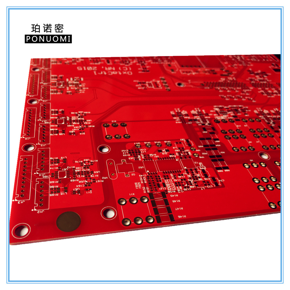 Pcb Board Manufactur Fr4 Prototype Protoboard Manufacture China Led Backlight Keyboard Assembly Pcba Circuit Customization Double Side Copper 1 30 Layer Breadboard Custom