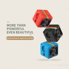 SQ11 HD 480P/1080P Mini Camera Sensor Night Vision Camcorder Motion DVR Micro Sport DV Video Cam With Original Box