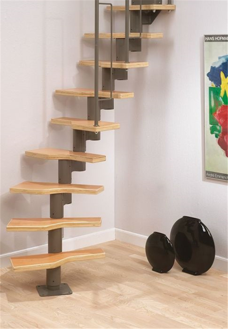 Chinese Cheap Spiral Staircase Manufacturers Stairs For Small | Unique Stairs For Small Spaces | Mini | Small Area | Ladder | Stairway | Loft