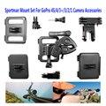 Envío libre!! rifle al aire libre/pesca/arco cámara clip de montaje para gopro 2 3 4 deportista