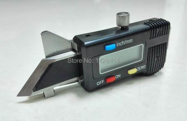How To Use Vernier Caliper >> 45degrees Digital Chamfer Gauge 0 8mm Stainless steel ...