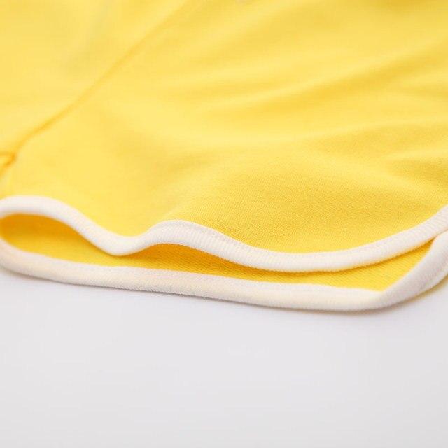 SheeCute abbigliamento bambini nuovo ragazze colore della caramella breve ragazzi di estate pantaloni spiaggia pantaloni di bicchierini 0902 6