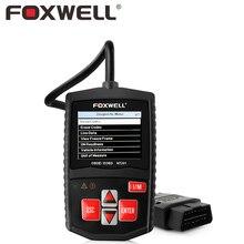 FOXWELL NT201 Auto OBD2 Engine Analyzer Schalten MIL Fehlfunktionsanzeige Licht Auto OBD 2 Diagnosescanner Fehler Löschen Werkzeug