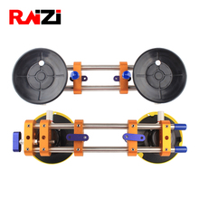 Raizi 2 Pcs Seamless Seam Setter for Joining Leveling Granite Stone Countertop Installation Tools With 6 inch vacuum suction cup