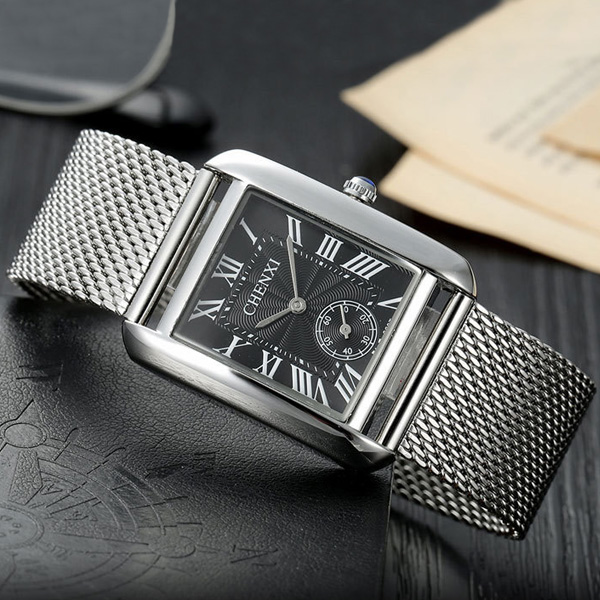 CHENXI Wristwatch 2018 Wrist Watch Men Watches Top Brand Luxury Famous Quartz Watch Male Clock Steel Hodinky Relogio Masculino new stainless steel wristwatch quartz watch men top brand luxury famous wrist watch male clock for men hodinky relogio masculino