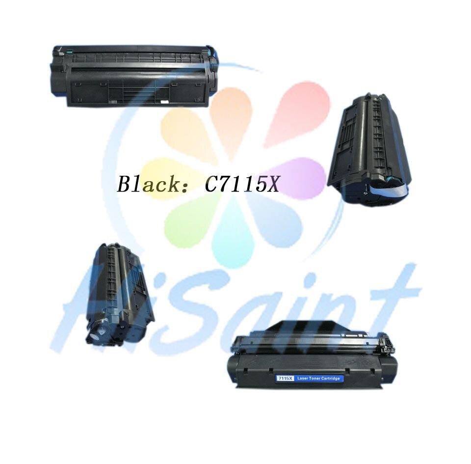 Compatible black toner laserjet printer laser cartridge for hp C7115X 7115X 15X 1000 1220 3330 3300 1005 1200 3380 3500pages compatible toner cartridge for hp c7115x lasterjet 1000 1005 1200 1220 3300 3310 3320 3330 3380 for canon lbp 1210 russian stock