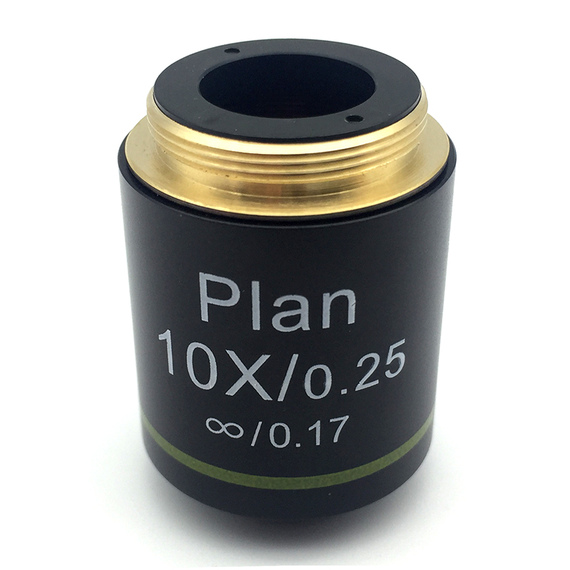 10x L=195 N.A.0.25 Infinity Plan Objective Lens for Olympus UIS2 Biological Microscope DIN 45 mm RMS Mounting трусы 2 шт quelle infinity kids 1005265
