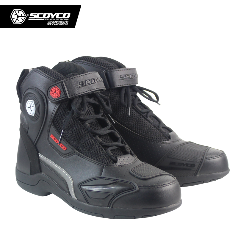 SCOYCO MBT015 moto Racing Leder moto rcycle Stiefel Schuhe moto rbike Reiten Sport Road GESCHWINDIGKEIT Professionelle moto rcycle reiten stiefel
