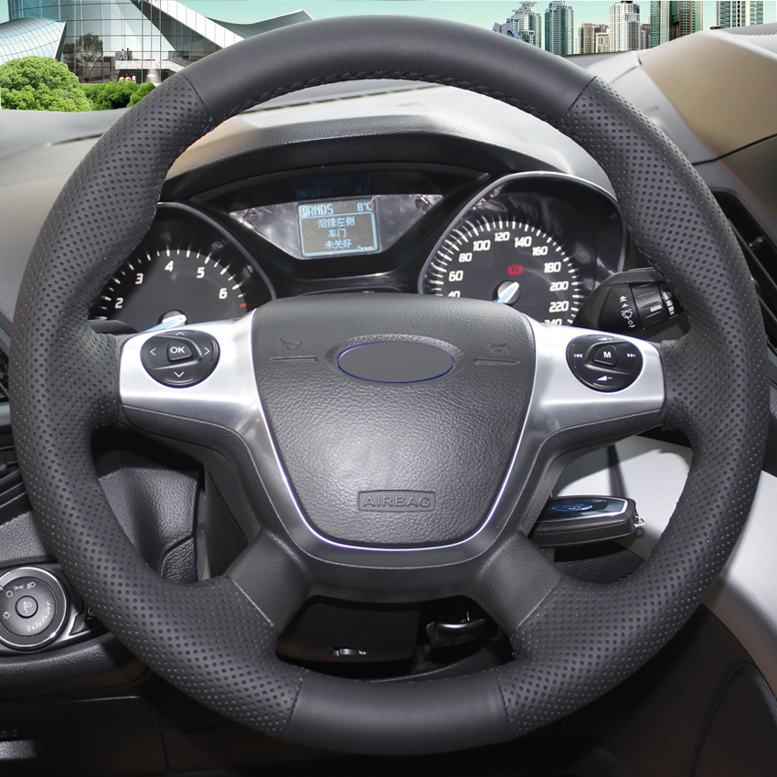 2016 Nissan Juke Camshaft: Popular Ford Escape Steering Wheel Cover-Buy Cheap Ford