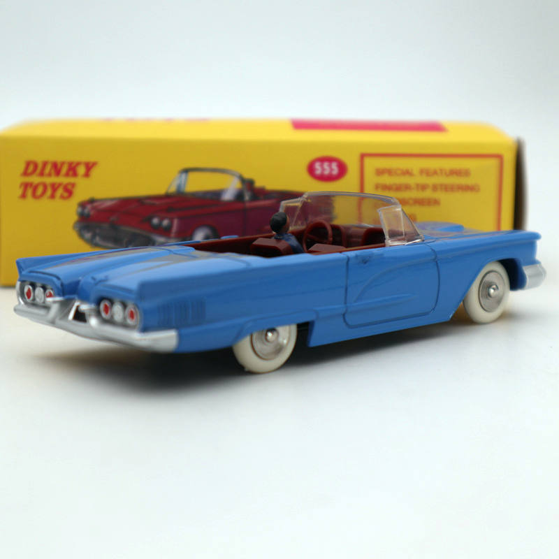 1//43 Collezione Dinky Toys Ford Thunderbird