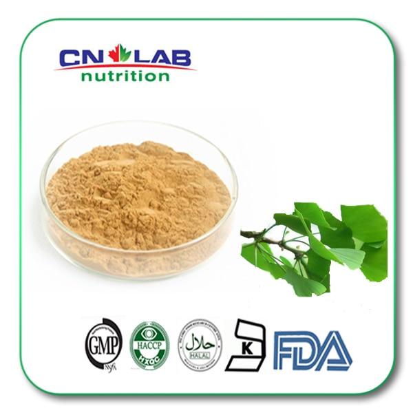 50:1 ginkgo biloba & ginseng extract powder supplement