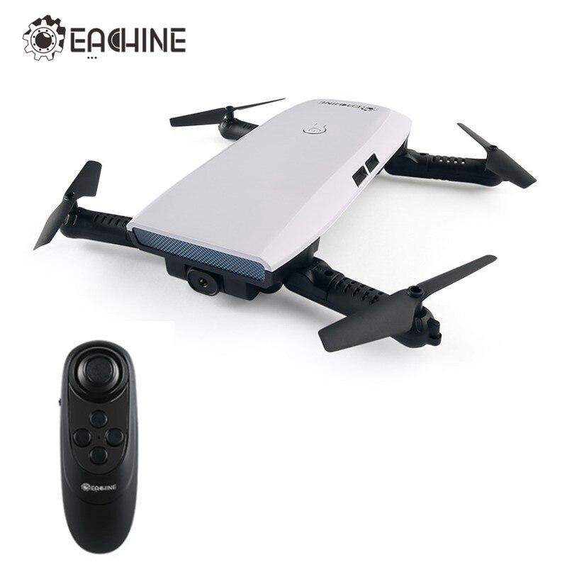 Em Estoque! Eachine E56 720 P WI-FI FPV Zangão Selfie Com Sensor de Gravidade Controle de APLICATIVO De Altitude Hold Brinquedo RC Quadcopter RTF VS JJRC H47