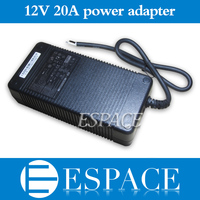 10pcs Lot 12V 20A 240W Power Supply AC 100 240V To DC Adapter Transformer 12v With