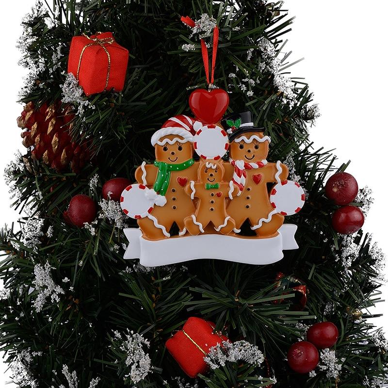 Оптові смолині пряники сімейство з 3 - Домашній декор - фото 3