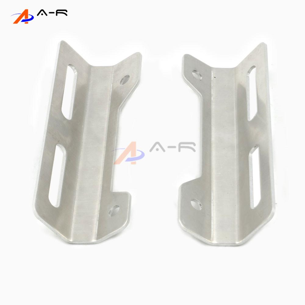 Radiator Side Cover Mount Support Bracket Kit for Honda CB400 92-98 CB 400 1992-1998 1997 1996 1995 1994 1993 VTEC I II III IV free shipping motorcycle accessories modified for honda cb400 1992 1998 vtec 99 07 new high water pump assembly