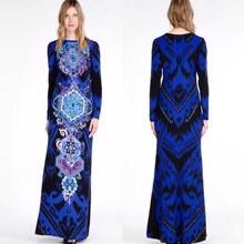 dress printed  fashion