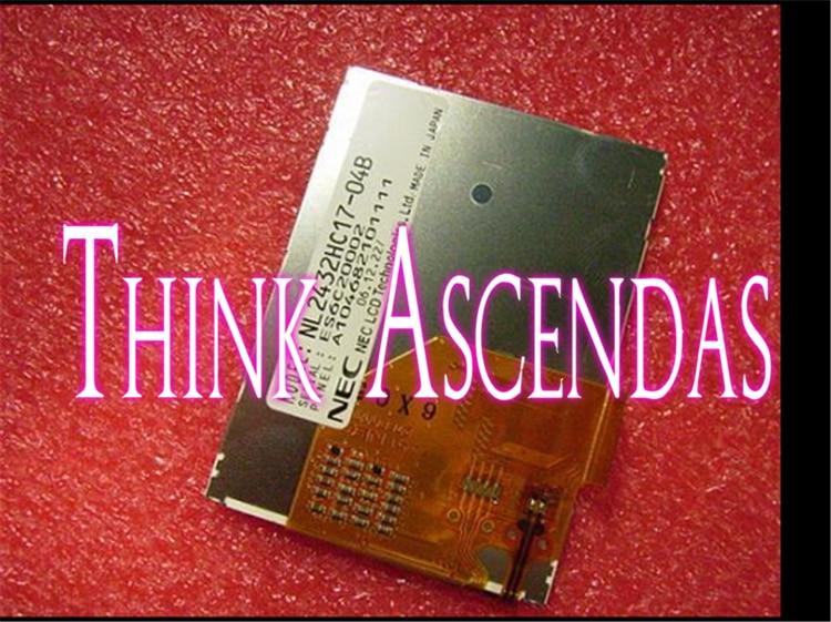 1pcs new Original New  NL2432HC17-04B  2.7 Inch LCD Display топор truper hc 1 1 4f 14951