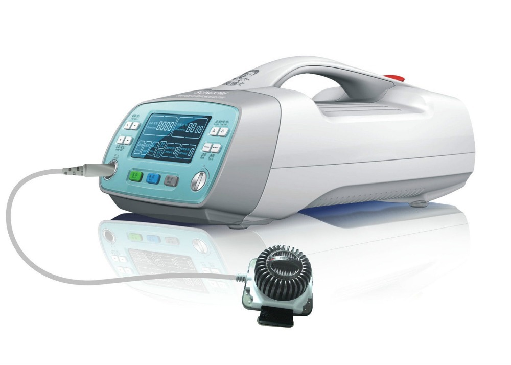 цена на Home Healthcare semiconductor cold laser soft laser therapy LLLT Multi Functional body Pain Relief Physiotherapy