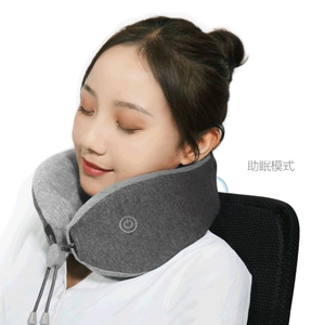 Image 5 - Youpin Leravan LF الرقبة مدلك U شكل وسادة الرقبة الاسترخاء العلاج العضلات مدلك وسادة النوم للمكتب ، سيارة ، المنزل والسفر.