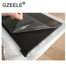 GZEELE جديد لينوفو B590 B595 LCD الغطاء الخلفي الغطاء الخلفي العلوي للقضية 60.4XB04.012 60.4XB04.001 90201909 غطاء lcd العلوي A