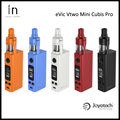 Original Joyetech eVic VTwo Mini With CUBIS Pro Atomizer Kit 75w eVic VTwo MOD Electronic Cig Full Kit 1W-80W Output Power 5000m