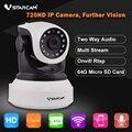 Vstarcam c7824wip hd 720 p câmera de segurança ip sem fio wifi onvif night vision gravação de áudio vigilância cctv câmera de rede
