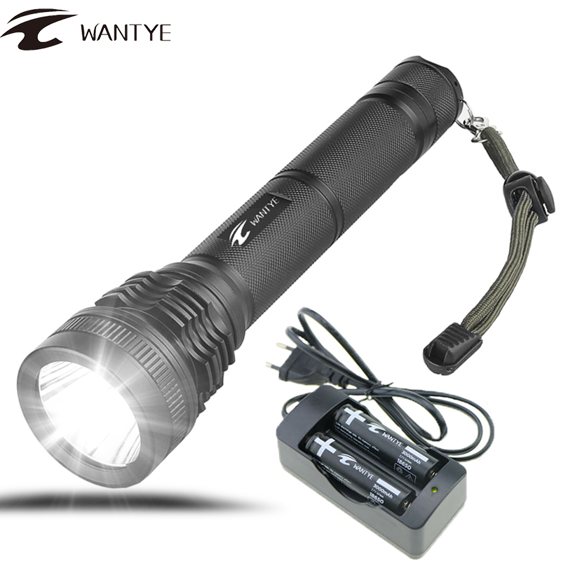 High Quality XHP50 LED Torch Underwater Video Diving Flashlight Lamp 6000LM Scuba Diving Light Use 18650 26650 Battery 100m underwater diving flashlight led scuba flashlights light torch diver cree xm l2 use 18650 or 26650 rechargeable batteries