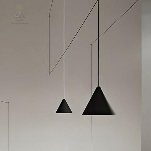 Online Shop Design scandinavo linea creativa lampada a sospensione ...
