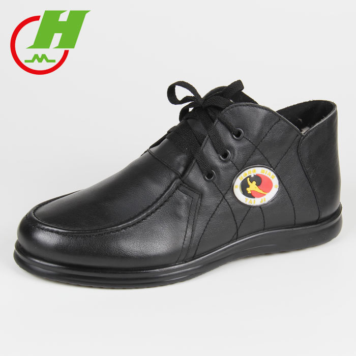 Здесь продается   Tai chi Shoe, Cotton-padded men Genuine Leather Soft Cowhide Martial Art shoes,Practice kung fu Shoe  Спорт и развлечения