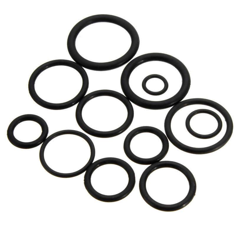 50 יח'\סט מגוון גדלים ערכת גומי O-טבעת סט עבור אינסטלציה ברז חותם כיור חותם חוט