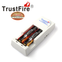 TrustFire TR-001 Multifunctional Battery Charger+2pcs Protected 18650 3.7V 2400mAh Lithium Rechargeable Batteries