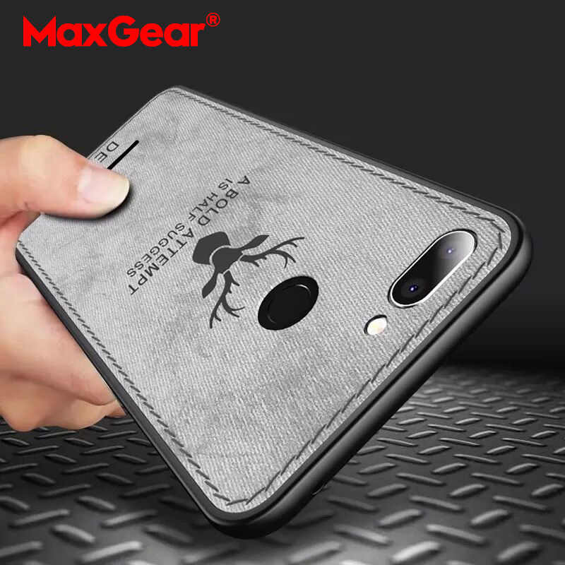 Phone Case For Xiaomi Mi 5 6 8 5X 6X 8SE F1 Max 2 3 Case Cloth Deer Cover For Redmi 4X 5 6A Case For Redmi Note 4 5 6 4X Cases