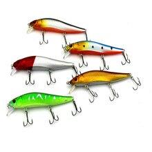 1pcs Minnow Fishing Lures Bass Crankbait 4#Hooks Tackle Crank Baits 14cm/23g Fishing Lures  fishing hooks #2A25 #F