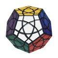 Nueva Marca MF8 Curvy Starminx Unstickered Cubo Mágico Puzzle Aprendizaje Educación Juguetes Para Niños Juguetes Especiales