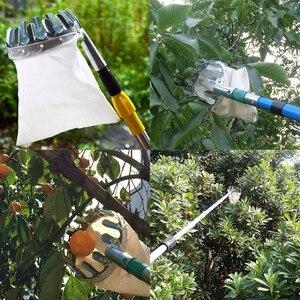 Открытый выбор фруктов без полюса яблоко апельсин персик груша практичный Садоводство сбор сумка для инструментов фруктовый Ловец # T2