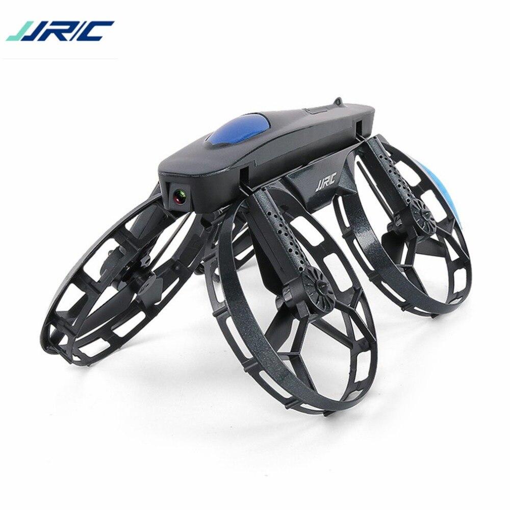 JJR/C H45 BOGIE Wifi FPV RC Drone avec 720 p Caméra RC Quadcopter Commande Vocale Altitude Roue De Maintien en forme Pliable Mini Drone