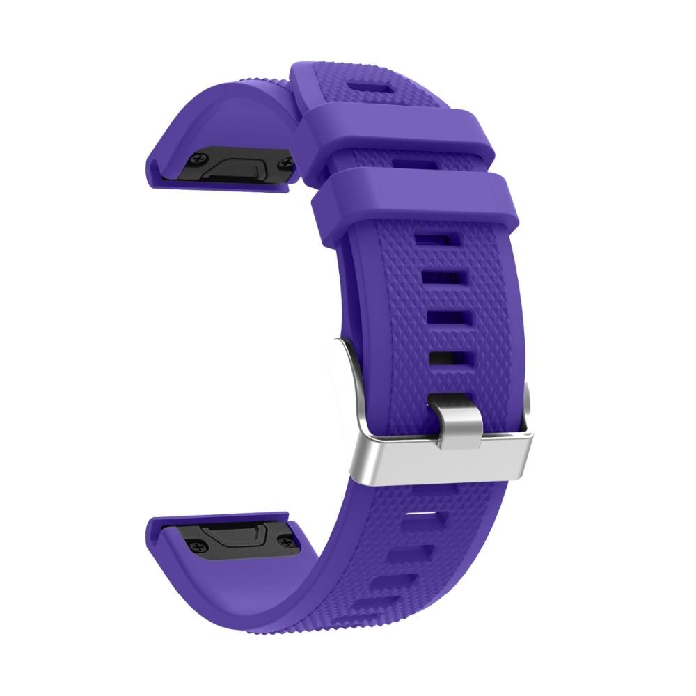 Ersatz Quick Release 22MM Uhrenarmbänder für Garmin Fenix5 GPS und - Uhrenzubehör - Foto 6