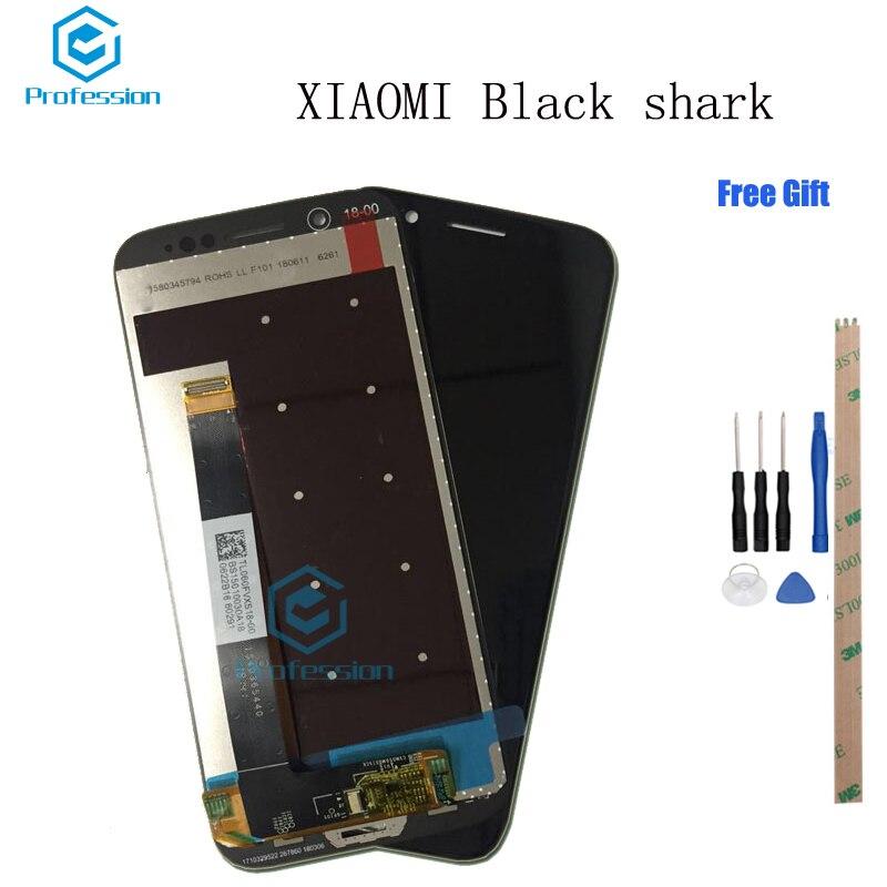 Pour Xiaomi Noir requin SKR-A0 Écran LCD Affichage et Écran Tactile Digitizer Assemblée Remplacement pour Noir requin jeu téléphone
