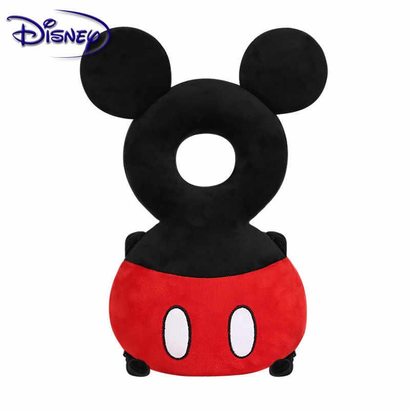 Disney Kepala Perlindungan Pad Balita Headrest Bantal Leher Bayi Lucu Sayap Perawatan Drop Resistance Bantal Bayi Melindungi