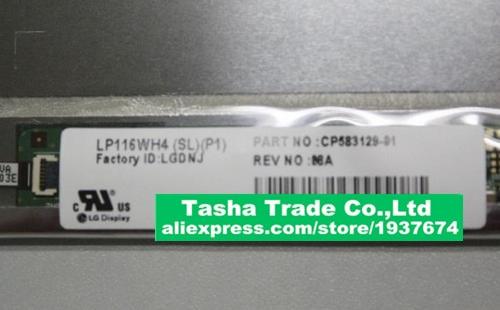 LP116WH4-SLP1 LP116WH4 SLP1 LP116WH4 (SL)(P1) 1366 *768 11.6inch LCD Screen LED Display lc150x01 sl01 lc150x01 sl 01 lcd display screens