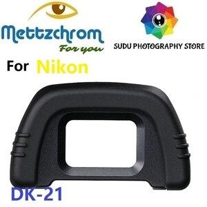 DK-21 Rubber EyeCup Eyepiece For Nikon D7100 D7000 D300 D80 D90 D600 D610 D750(China)