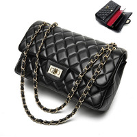 2017 summer rand Luxury Handbags Women Messenger Bags Female Crossbody Bags For Women Chain Shoulder Bag diamond