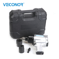 3/4 Square Drive Air Impact Pneumatic Socket Wrench Pneumatic Gun Tool Compressor Heavy Duty Professtional Tool Set High Torque