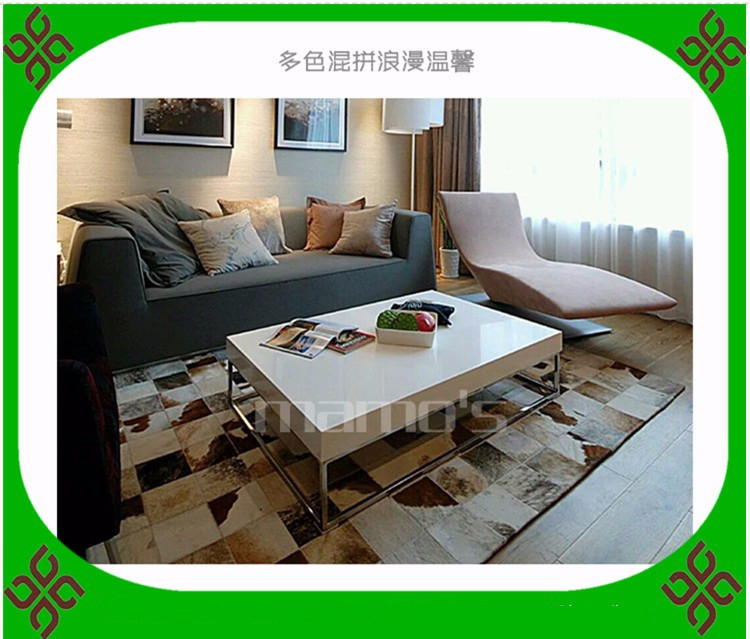 free shipping 100 natural genuine cowhide indoor outdoor carpet lowes - Outdoor Carpet Lowes