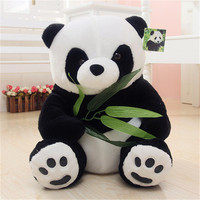 40cm lovely Panda plush toys kids Stuffed doll high quality Soft Pillow Cushion Plush Toy Stuffed Doll Gift Doll
